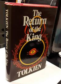 """image of The Return of the King:  Being the Third Part of """"The Lord of the Rings""""   -(with fold-out map)-"""
