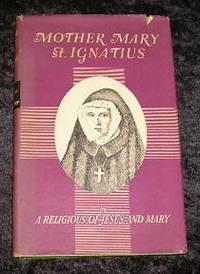 Mother Mary St Ignatius