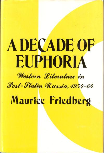 Bloomington: Indiana University Press, 1977. Hardcover. Very good. 359pp+ index. Very good hardback ...