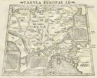 [Map] Tabula Europae IX