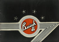 Buick 8 Automobile Catalog, 1936