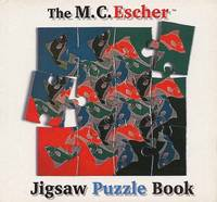image of The M.C. Escher Jigsaw Puzzle Book