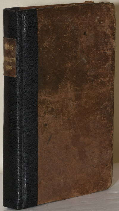 Philadelphia: T. K. and P. G. Collins, 1836. First Edition. Good binding. It is a true saying that n...