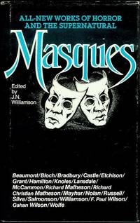 image of Masques: All New Works of Horror and the Supernatural