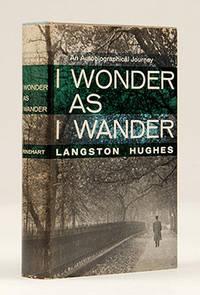 I Wonder as I Wander.