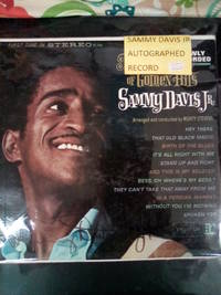 A Treasury of Golden Hits Sammy Davis Jr