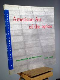 American Art of the 1960s: Studies in Modern Art, Number One (Annual Journal) (Vol I)