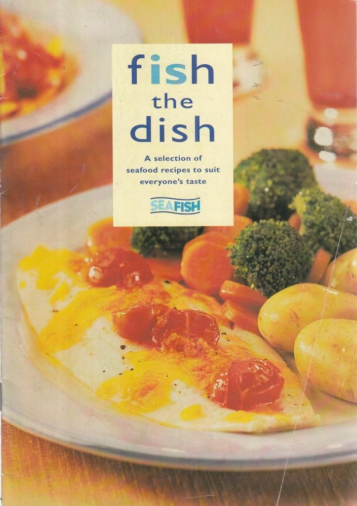 fish the dish  a selection of seafood recipes to suit