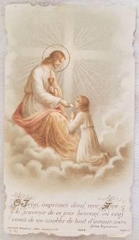 O JESUS IMPRIMEZ DANS MON AME LE SOUVENIR DE CE JOUR HEUREUX