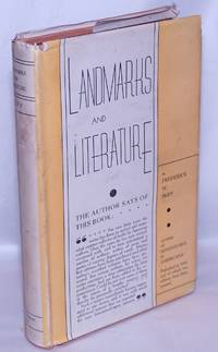 image of Landmarks and Literature: An American Travelogue