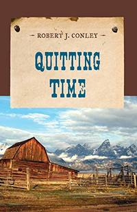 image of Quitting Time (An Evans Novel of the West)
