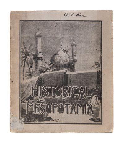 Historical Mesopotamia.