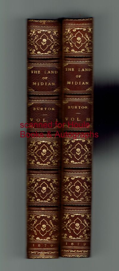 First edition. Octavo. Illustrations with six chromolithographed plates; 10 other plates and 17 text...