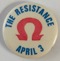 image of The Resistance / April 3 [pinback button]