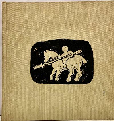 Balmes: Ediciones Poligrafa, 1967. First edition. Hardcover. Orig. white illustrated cloth a bit soi...