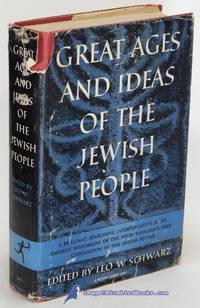 image of Great Ages and Ideas of the Jewish People (Modern Library Giant #G85.1)