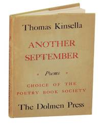 Another September by  Thomas KINSELLA - First Edition - 1958 - from Jeff Hirsch Books, ABAA (SKU: 147516)