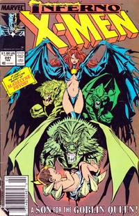 "The Uncanny X-Men [Inferno] #241 ""A Son For the Goblin Queen"