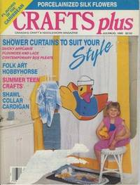 Crafts Plus Magazine Vol. 6 No. 5 (July/August 1990)