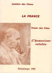 REVUE DE SYNTHESE DU VIVANT N°10.  LUMIERE DES CIMES.  LA FRANCE.  TRESOR DES CITES....