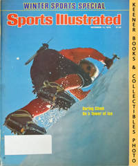 image of Sports Illustrated Magazine, December 11, 1978 (Vol 49, No. 24) : Daring  Climb On a Tower of Ice