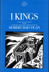 I Kings: A New Translation With Introduction and Commentary