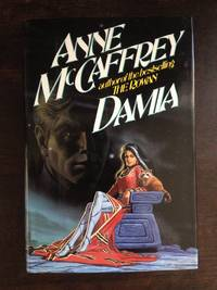 DAMIA by Anne McCaffrey - First Edition - 1992 - from Astro Trader Books (SKU: 1000-894)