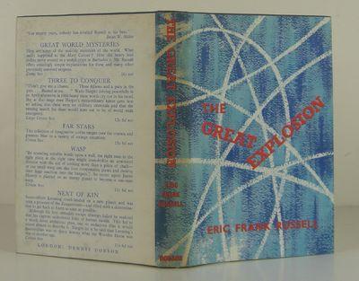 Dennis Dobson; London, 1962. 1st Edition. Hardcover. Fine/Near Fine. Fine in a near fine dust jacket...