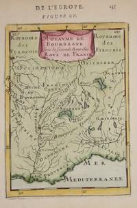 Royaume de Bourgogne sous la Seconde Race des Roys de France