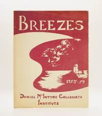 Breezes....1958-59 [Year Book for Daniel McIntyre Collegiate Institute, Winnipeg, MB]