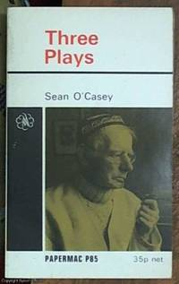 Three Plays – Juno and the Paycock  & the shadow of a gunman & the plough and the stars