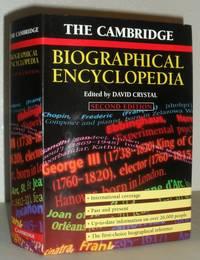 The Cambridge Biographical Encyclopedia - Second Edition