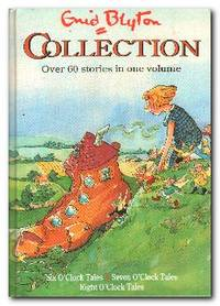 image of Enid Blyton Collection Six O'Clock Tales / Seven O'Clock Tales / Eight  O'Clock Tales