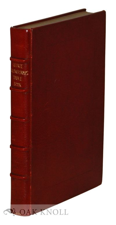 London, UK: Published at the Punch Office, 1845. full leather, five raised bands, gilt letter on spi...