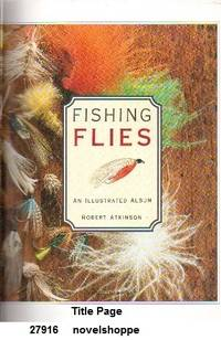 Fishing Flies An Illustrated Album