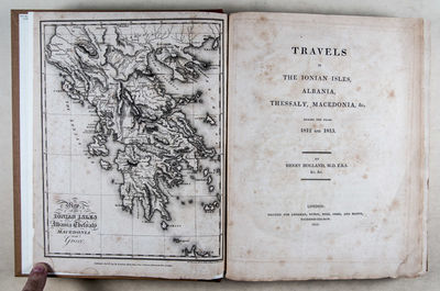 London: Longman, Hurst, Rees, Orme, and Brown, 1815. First edition. Hardcover. g to vg. Large quarto...