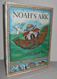 image of Noah's Ark (with words from the Authorised King James version of the Bible)