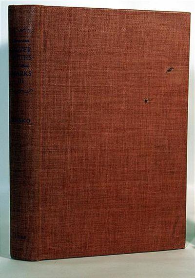 New York: Robert Ensko, Incorporated, 1948. First Edition. First printing Near fine in burnt orange ...