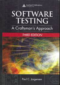 image of Software Testing: A Craftsman's Approach, Third Edition