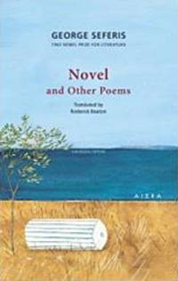 image of Novel and Other Poems