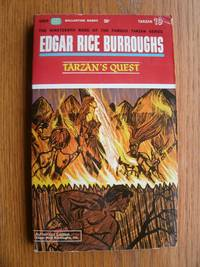 image of Tarzan's Quest # 19 ( # U2019 )