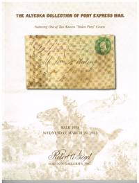 image of The Alyeska Collection of Pony Express Mail