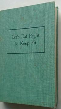 image of Let's Eat Right to Keep Fit