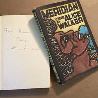 Meridian by  Alice Walker - Hardcover - Second Printing - 1976 - from The Bookman & The Lady (SKU: Walker-2)