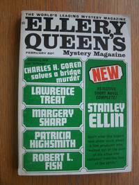 Ellery Queen's Mystery Magazine February 1967