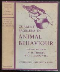 Current Problems in Animal Behaviour