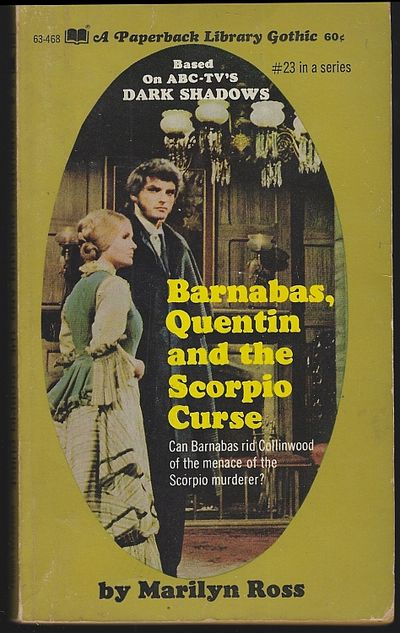 BARNABAS, QUENTIN AND THE SCORPIO CURSE, Ross, Marilyn