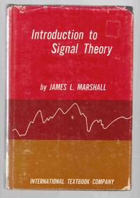 Introduction to Signal Theory