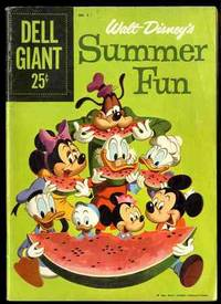 WALT DISNEY'S SUMMER FUN, #2 195 [COMIC BOOK] .25C9