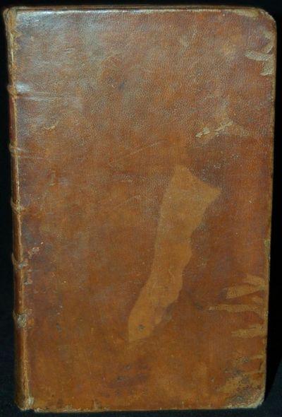 Edinburgh: J. Wilkie; T. Evans, 1777. Third Edition. Full Leather. near Very Good binding. Binding s...
